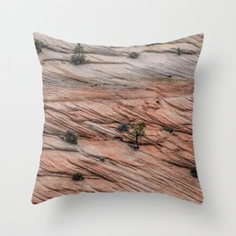 Slated Throw Pillow