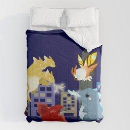 King Monsters Comforters