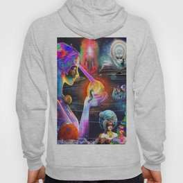 'The Cosmic Internet & The Akashic Records' Hoody