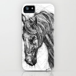 Into the Grey iPhone Case