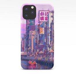 Osaka Citypop iPhone Case