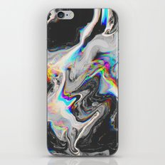 CONFUSION IN HER EYES THAT SAYS IT ALL iPhone Skin