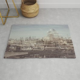 Layers of London 2 Rug