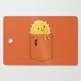 Pocketful of sunshine Cutting Board