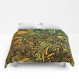 POOR RICHARD'S LAST PROVERB Comforters