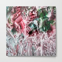 Hanging Garden Metal Print