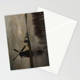 Windmills at Kinderdijk Holland Stationery Cards