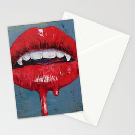 Vampire Stationery Cards