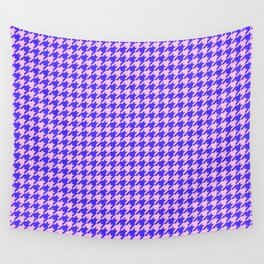 New Houndstooth 02191 Wall Tapestry