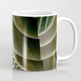 'We Came Here to Shine' - Billy Rose's Acquacade Art Deco 1920's Theatrical Portrait Coffee Mug