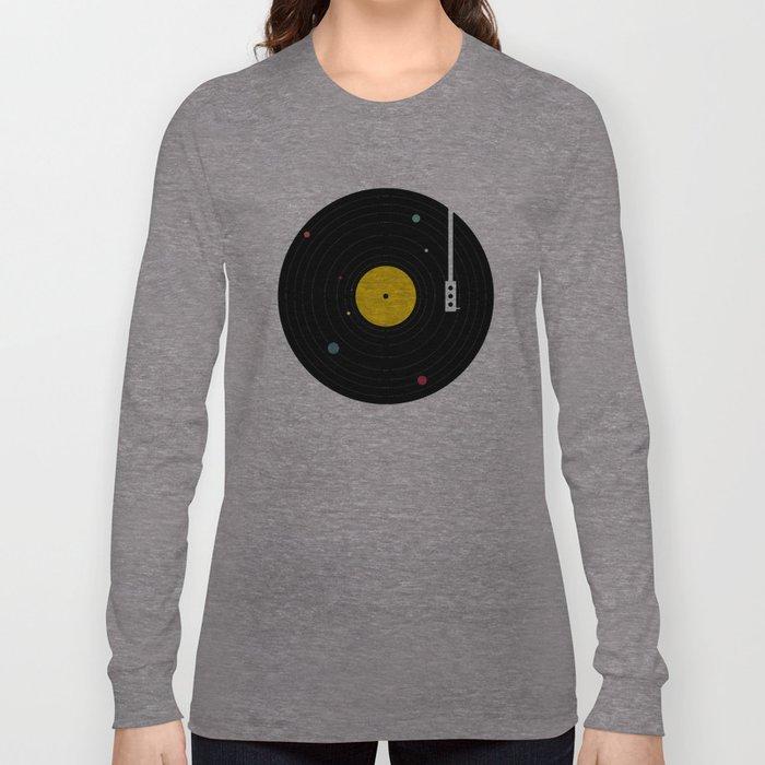 Music, Everywhere Langarmshirt