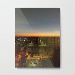 Atlanta sunrise Metal Print