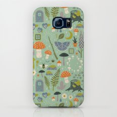 Fairy Garden Galaxy S8 Slim Case