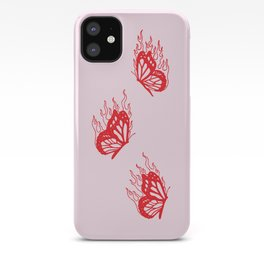 Give Me Butterflies iPhone Case