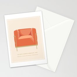 Petit Lounge Chair Stationery Cards
