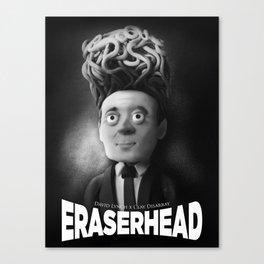 Eraserhead 'Polymer Poster' Canvas Print