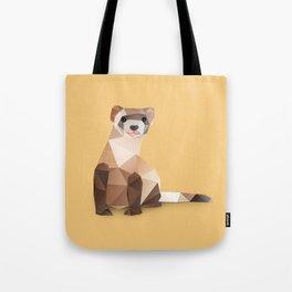 Ferret. Tote Bag