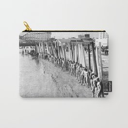 Long Beach Surf Contest 1930s Carry-All Pouch
