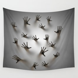 Lost souls Wall Tapestry
