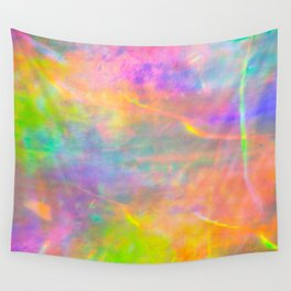 Prisms Play of Light 2 Wall Tapestry