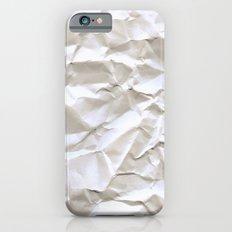 White Trash iPhone 6 Slim Case