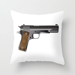 45 Automatic Throw Pillow