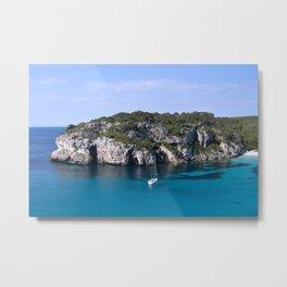 Formentera Metal Print