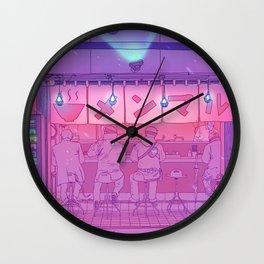 Ramen Shop Wall Clock