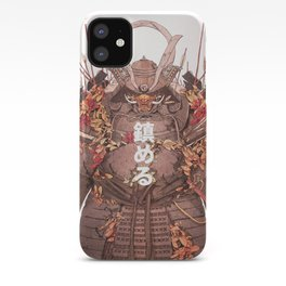 Pacify iPhone Case