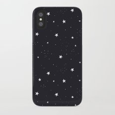stars pattern iPhone X Slim Case