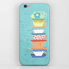 Not My Cup iPhone Skin