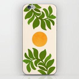 Boho Summer Scene / Window Series iPhone Skin
