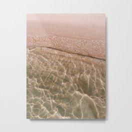 Mediterranean Sea II Metal Print