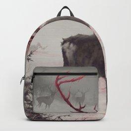 Rudolph uprising Backpack