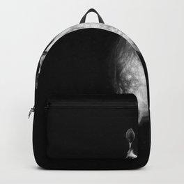 Horse in the dark Backpack