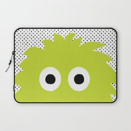 Green Monster Laptop Sleeve
