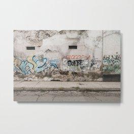 Art Piece by Domingo Alvarez Metal Print