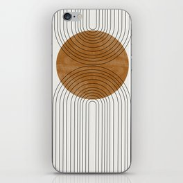 Abstract Flow iPhone Skin