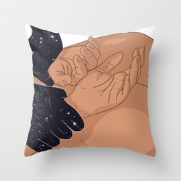 I KNOW HOW YOU LIKE Throw Pillow