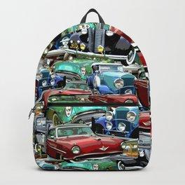 Classic Cars (K.T.B.) Backpack