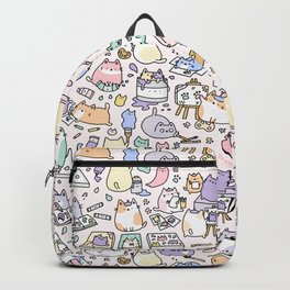 Artsy Cats Backpack