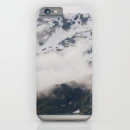 Alaska Glacier Bay National Park iPhone Case