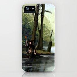 Citrine Witch iPhone Case