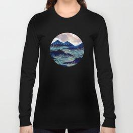 Ocean Sunrise Long Sleeve T-shirt