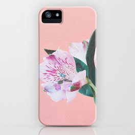 Peruvian Lily iPhone Case