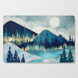 Morning Stars Cutting Board