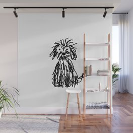 Doggy day Wall Mural
