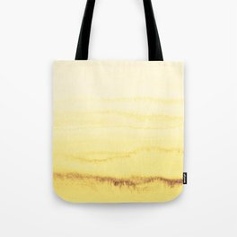 WITHIN THE TIDES - SUNNY YELLOW Tote Bag