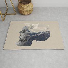 Skull Mountain Rug