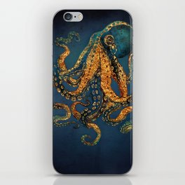 Underwater Dream IV iPhone Skin